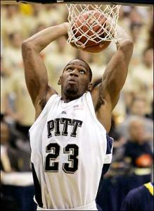 Sam Young and the Pitt Panthers should have no trouble getting to the Sweet 16.