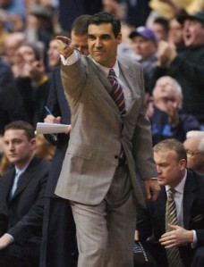 Jay Wright's Villanova Wildcats will be a top 5 team next year, bringing back a loaded backcourt with a highly recruited frontcourt.