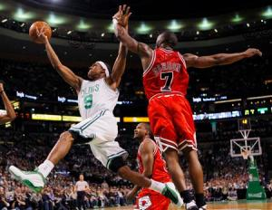 Rajan Rondo has taken over the series and Bulls will need to slow him down if they want to win Game 6.