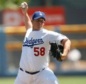 Chad Billingsley has been dominant this year and is an early candidate for the Cy Young.