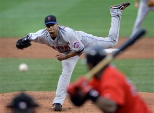 Johan Santana has been nearly untouchable this year.