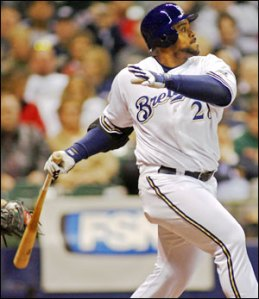Prince Fielder has become a much more complete player this year.