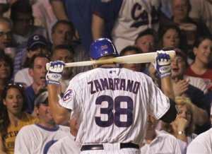 In reality, Carlos Zambrano is no more than a below average pinch-hitter.