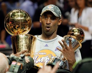 Kobe Bryant deserved to win it all this year, and that is exactly what he did.