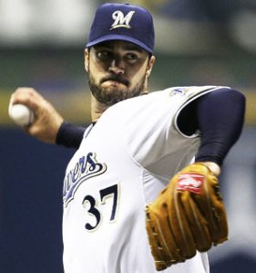 Jeff Suppan will be key for the Milwaukee Brewers down the stretch.