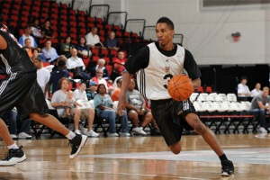 Brandon Jennings showed a lot of promise this week in Las Vegas.