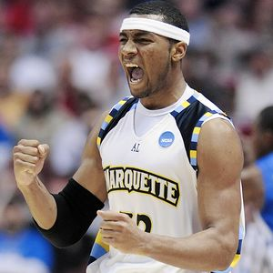 If Marquette is to finish 9-9 in the Big East, Lazar Hayward will be a big reason why.