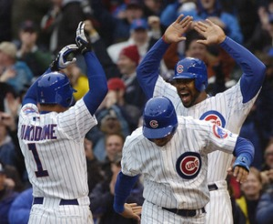 The Chicago Cubs have been good this year, but they are not true contenders.
