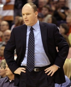 Scott Skiles would love to win the season series against the Bulls this year.